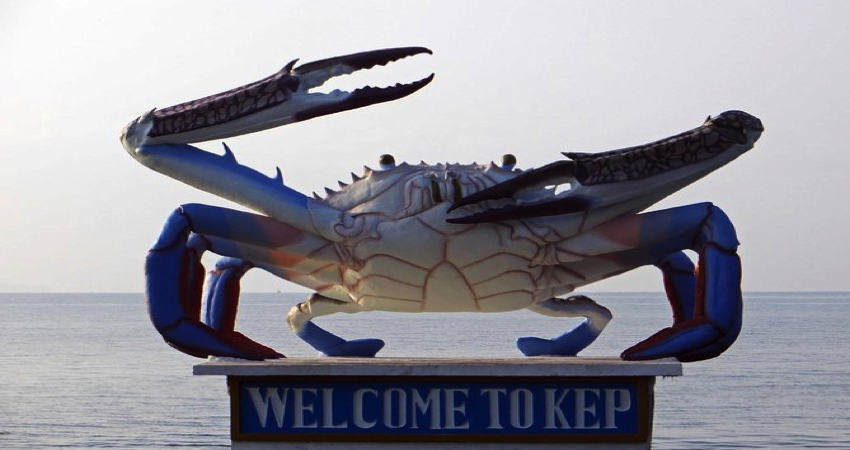 Kampot and Kep Excursion from Sihanoukville
