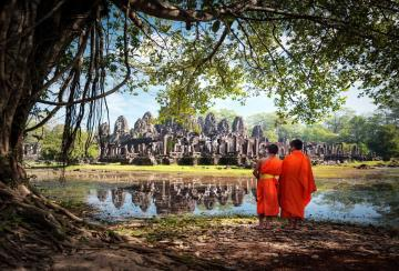 Angkor Thom - Smart Sinn Travel.com