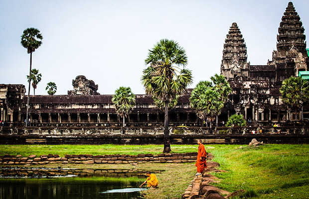 Angkor Temple Tour - One Day