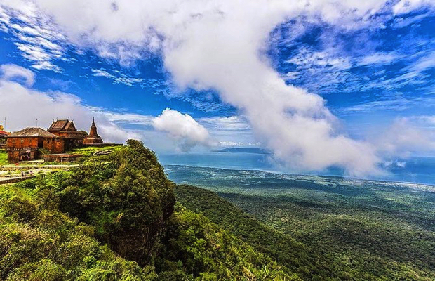 Day Trip to Bokor National Park from Sihanoukville