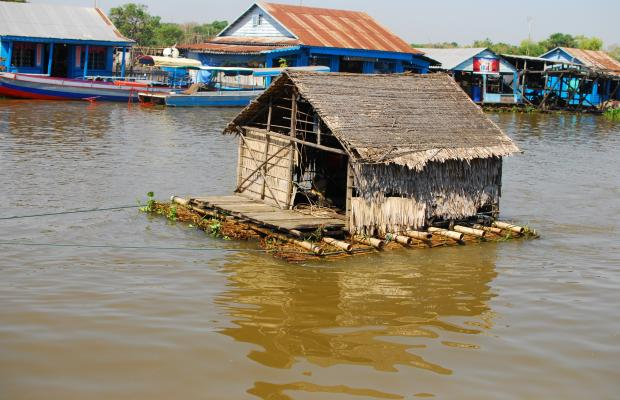 Chong Khneas Floating Village