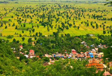 Battambang View, Siem Reap Battambang Adventures
