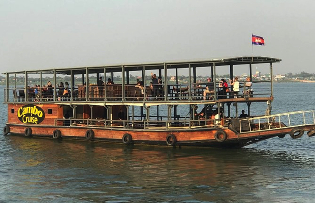 Sunset Cruise with Optional Buffet Dinner